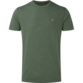 tentree Classic T-Shirt Herre forest green heather